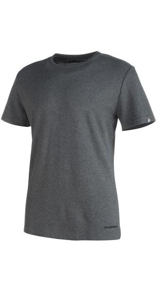 Mammut Crashiano t-shirt Heren grijs